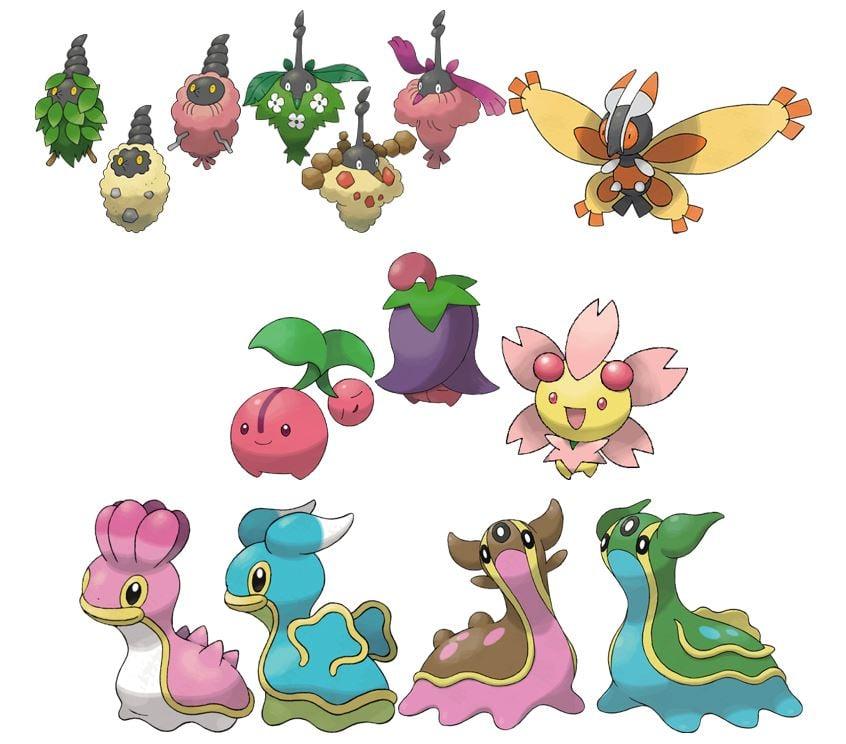 Pokemon go 4G - Nouvelle vague de Pokémons de la 4G sur Pokémon GO !