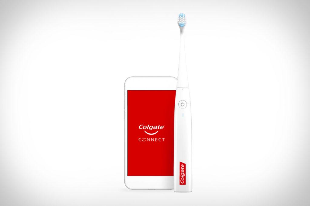 colgate e1 1024x683 - Colgate Smart Electronic E1 : la brosse à dents électrique connectée ultime