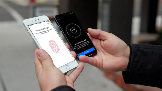 Apple songe toujours à intégrer le Touch ID sous l'écran de l'iPhone