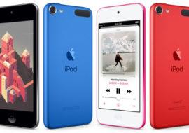 Apple lance un nouvel iPod Touch avec une puce A10