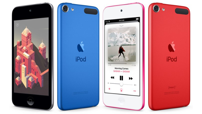 ipod touch 2019 - Apple lance un nouvel iPod Touch avec une puce A10
