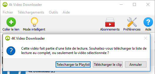 4k video downloader 2 - 4K Video Downloader : Comment télécharger une playlist YouTube ?