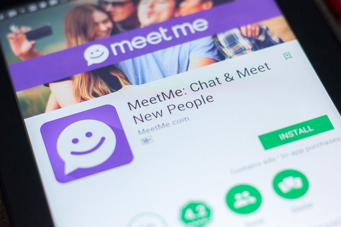 Le réseau de rencontres MeetMe menacé d'exclusion de l'App Store