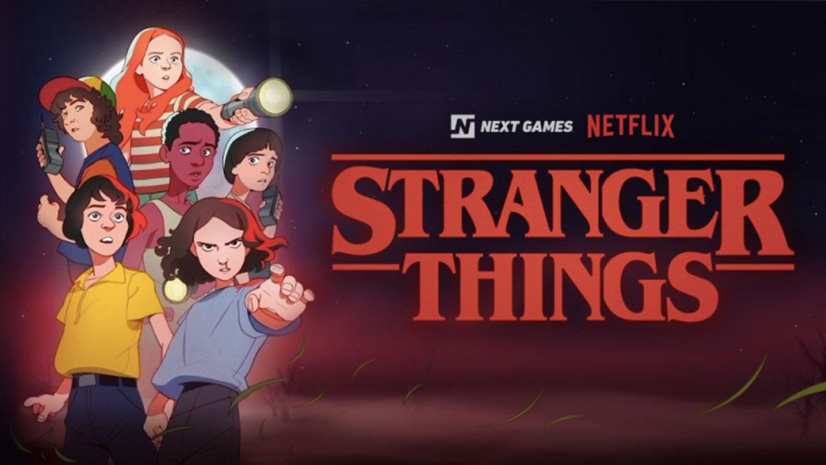 Stranger Things : un jeu à la sauce Pokemon Go prévu pour 2020 sur iOS et Android
