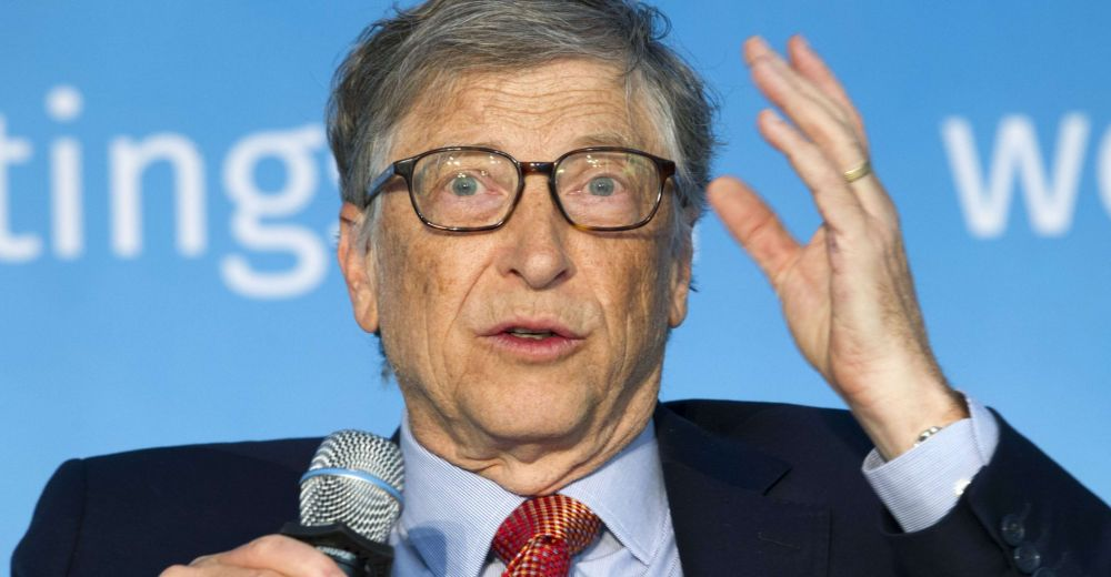 bill gates sipa - Smartphones : « Microsoft devait être le véritable concurrent d'Apple » selon Bill Gates
