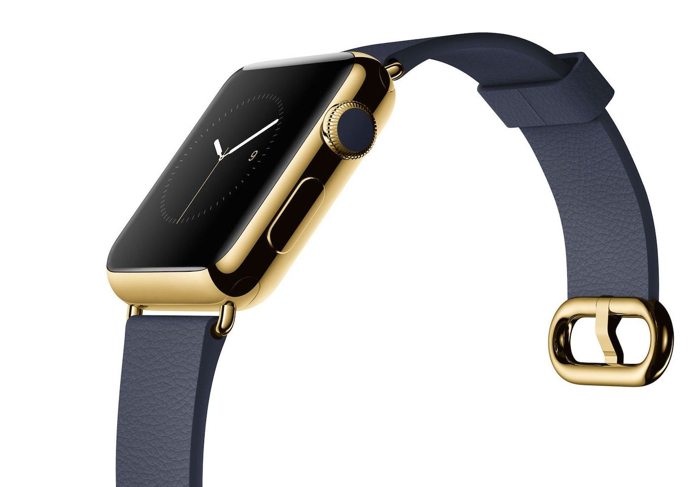 Apple Watch Edition Or 18 Carats - L'Apple Watch en or 18 carat a été un véritable flop commercial