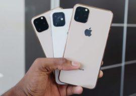 iPhone XI : pas de mention «iPhone» au dos, aspect mat et coloris vert prévu ?