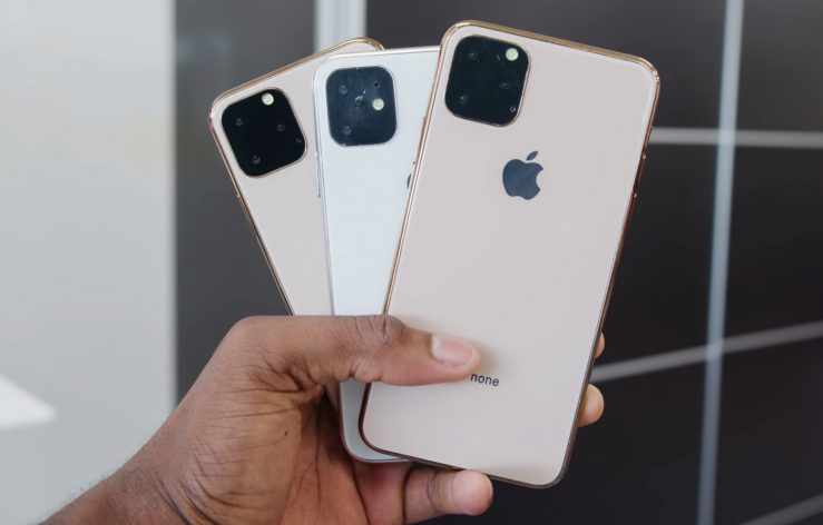 Maquettes iPhone XI 2019 - iPhone XI  : le point sur les rumeurs avant la keynote !