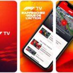 App du jour : F1 TV (iPhone & iPad - gratuit)