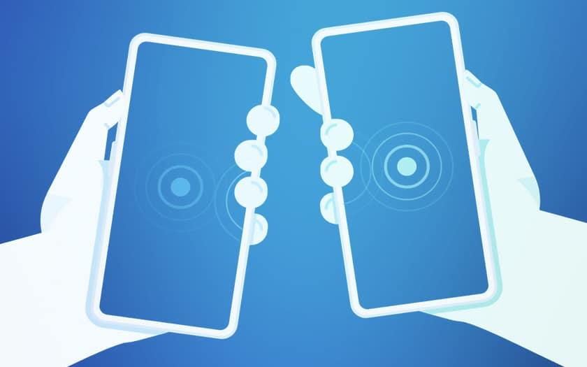 Android Q : Google va lancer Fast Share, le clone de AirDrop
