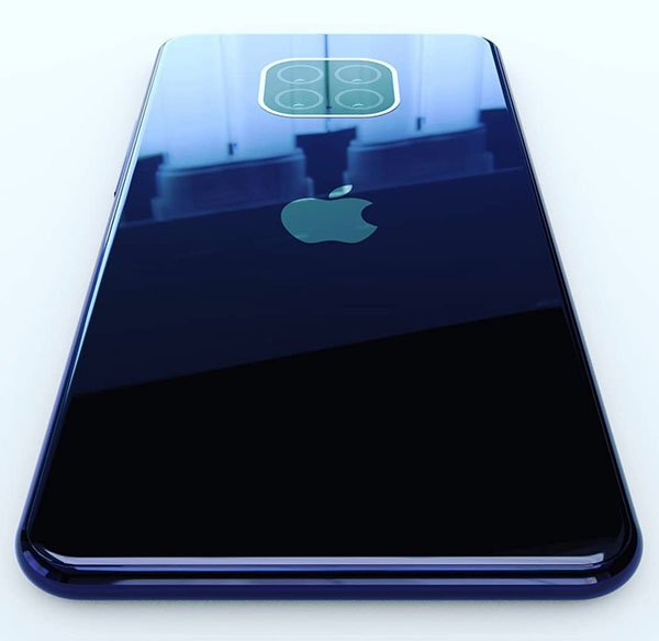 concept iphone 2020 hasankaymakinnovations 3 - iPhone 2020 : un concept bien plus prometteur que l'iPhone XI