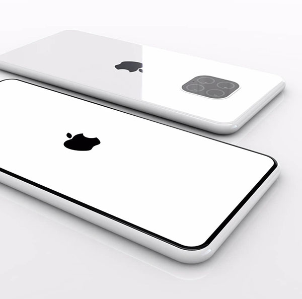 iPhone 2020 : un concept bien plus prometteur que l'iPhone XI