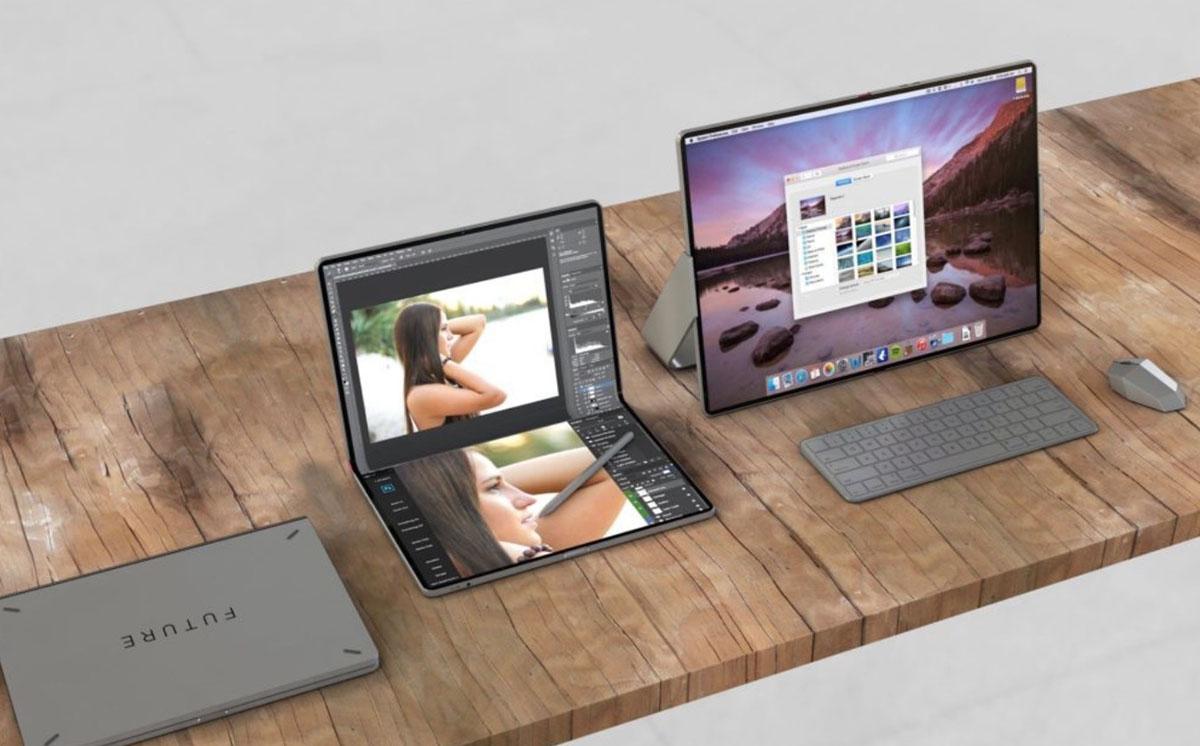 ipad pliable 5g apple - Un iPad pliable 5G pourrait bientôt être commercialisé !