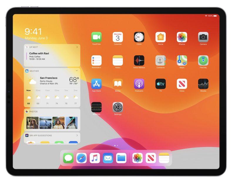 """ipados ipad - iPad 7 : une production ce mois-ci, en fin d'année pour le MacBook Pro 16"""" ?"""