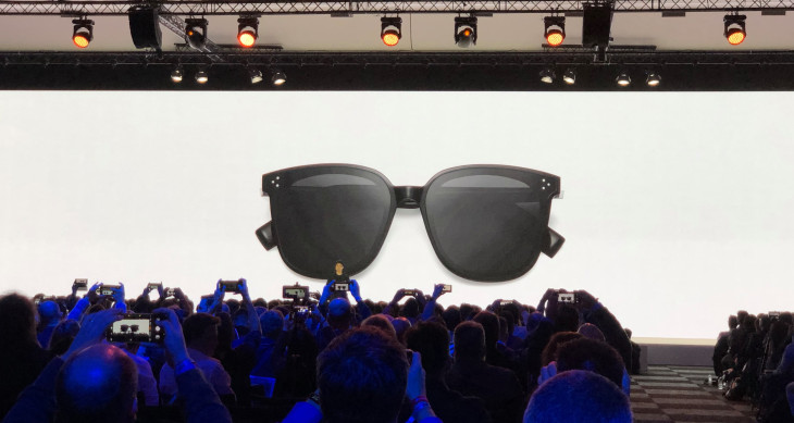Gentle Monster Smart Glasses - Gentle Monster Smart Glasses : les lunettes Huawei compatibles avec l'iPhone ?