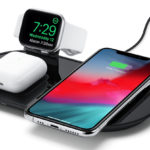 Mophie Base Charge Equivalent AirPower 150x150 - CES 2015 : Standzout Bandstand, un dock pour recharger l'Apple Watch