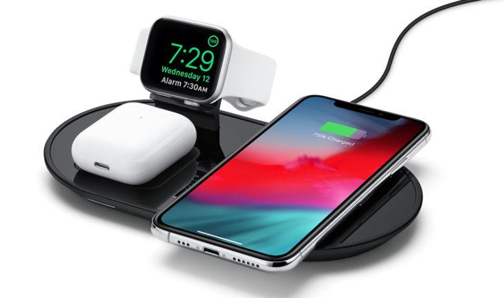 Apple met en vente un équivalent du AirPower pouvant charger jusqu'à trois appareils
