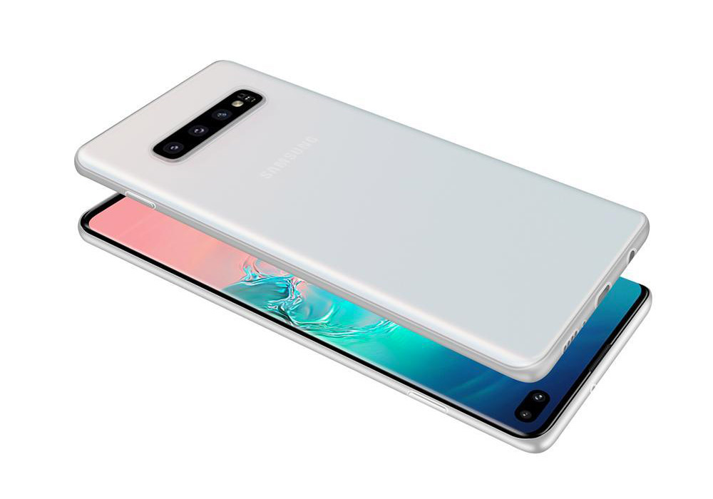 coque galaxy S10 spectr ultra fine transparente - Coque Samsung Galaxy S10, S10+, S10e & protection d'écran : que choisir ?