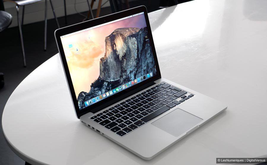 macbook pro 2015 - Les ventes de PC en hausse, celles de Mac enregistrent une baisse