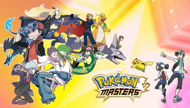 Jouer à Pokémon Masters avant sa sortie en France, c'est possible!