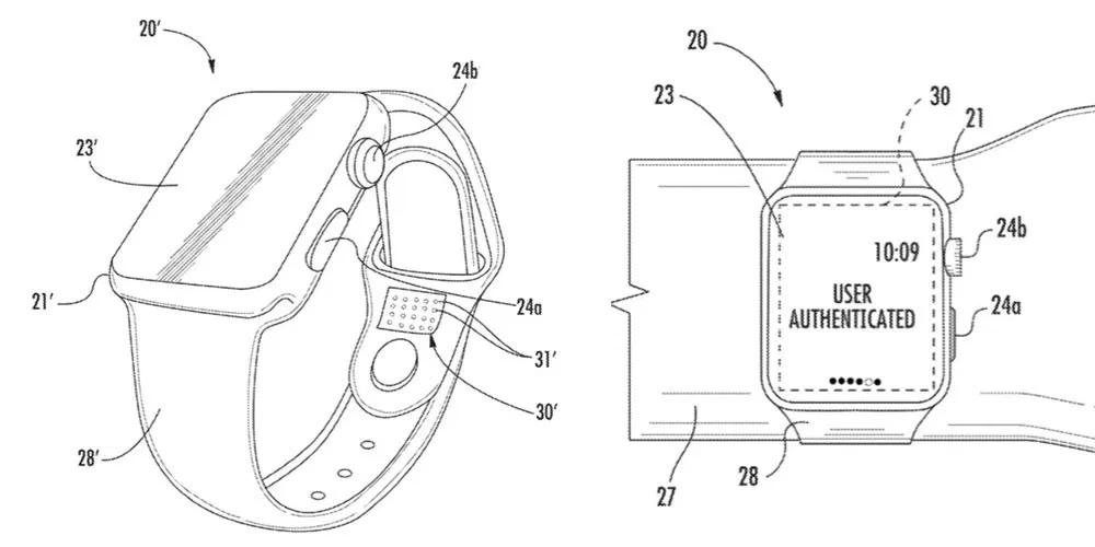 Apple Watch : après Touch ID et Face ID… Wrist ID, pour déverrouiller votre montre !