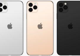iPhone XI : la Pomme devrait être placée au centre de son dos !