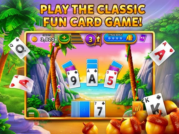 Solitaire Grand Harvest - Jeu du jour : Solitaire - Grand Harvest (iPhone & iPad - gratuit)