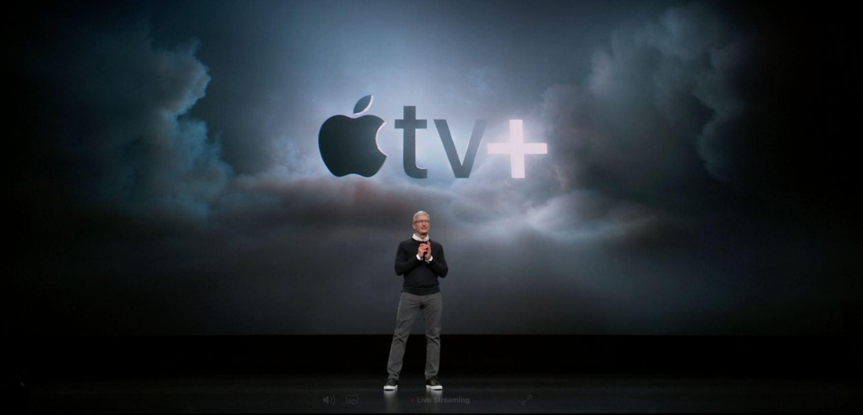 apple tv plus - Apple TV + & Apple Arcade : des services ambitieux et abordables
