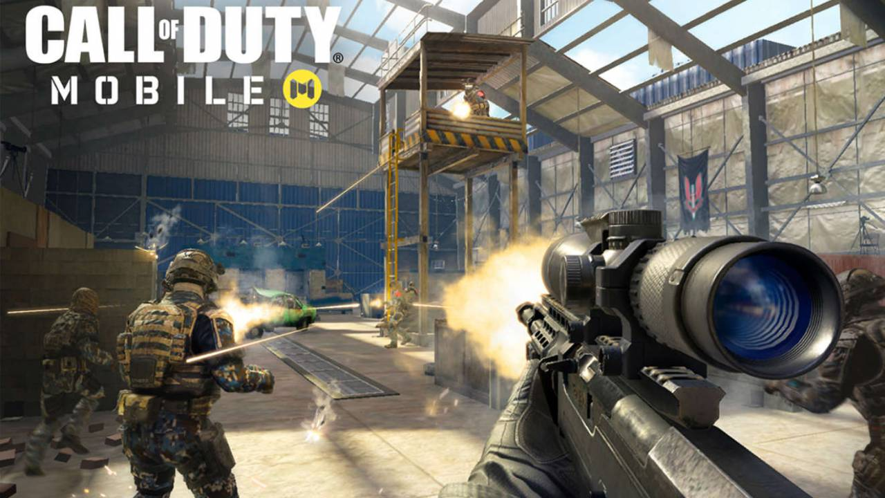 call of duty mobile - Call of Duty Mobile : mode zombie et support des manettes disponibles !
