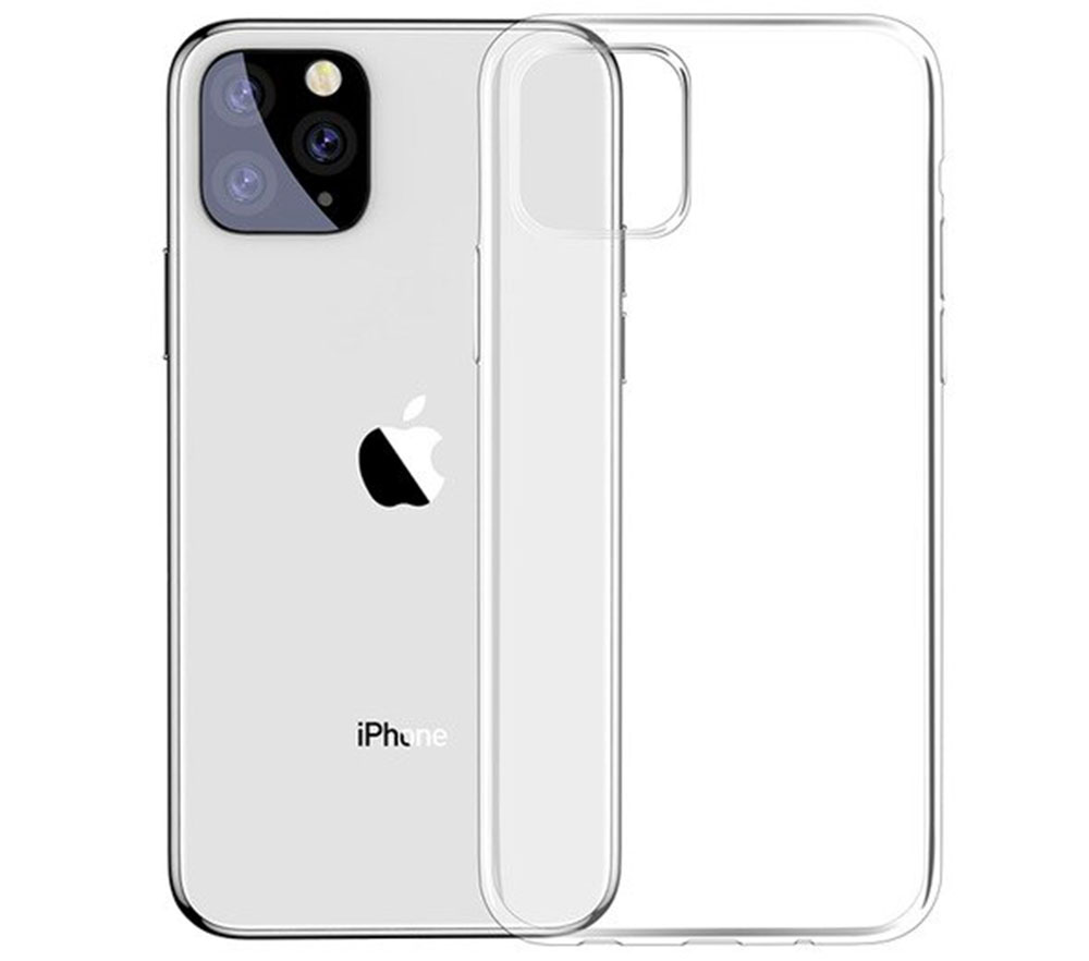 Coque transparente iPhone 11, 11 Pro, 11 Pro Max