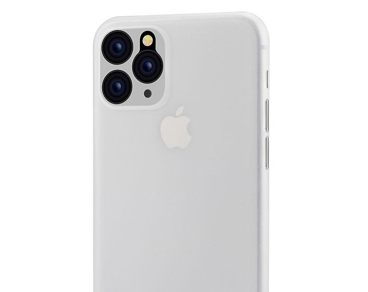 Coque fine iPhone 11, 11 Pro, 11 Pro Max