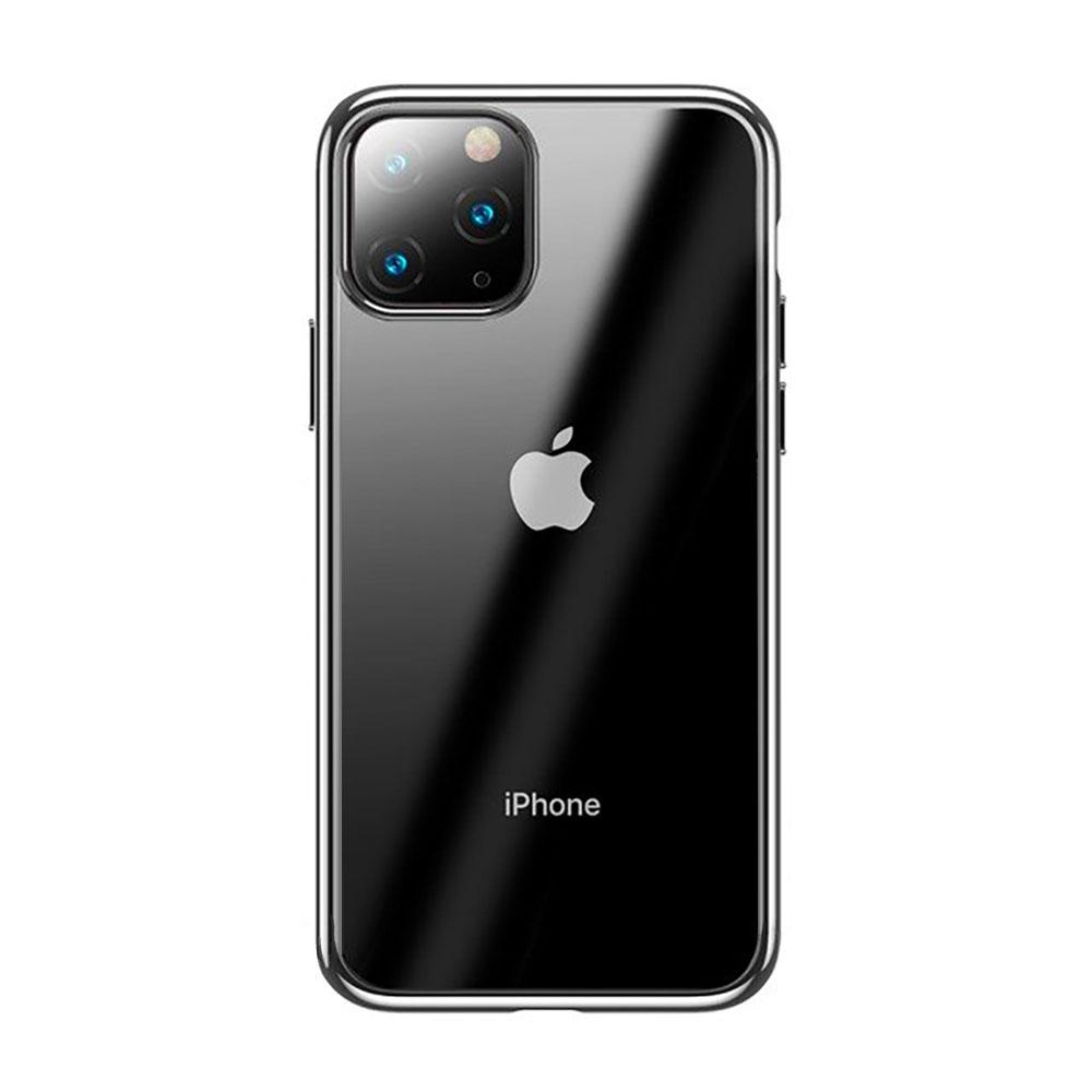 Coque fine iPhone 11, 11 Pro et 11 Pro Max, rigide, transparente