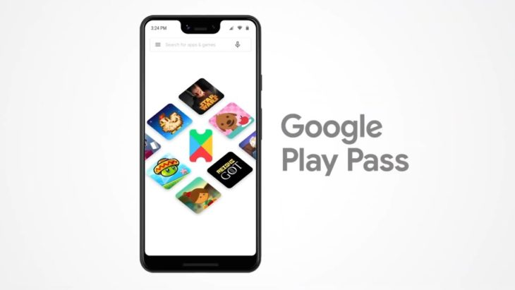 Google dévoile le Play Pass, concurrent à l'Apple Arcade
