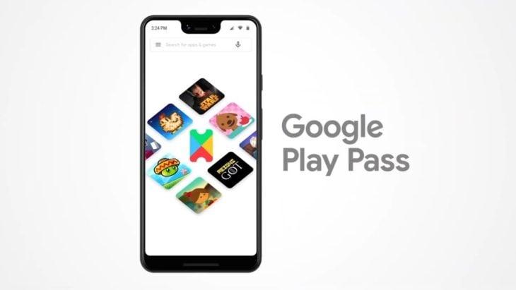 Google dévoile le Play Pass, concurrent à l'Apple Arcade