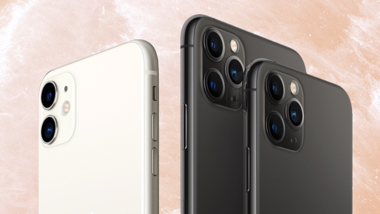 iphone 11 vs 11 pro - Apple se voit obligé d'augmenter la production des iPhone 11 et 11 Pro, très demandés