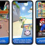 Mario Kart Tour est disponible sur les iPhone, iPad & iPod Touch