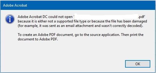 01 - Comment réparer un fichier PDF endommagé ?