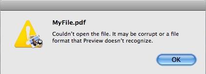 02 - Comment réparer un fichier PDF endommagé ?