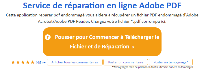 03 - Comment réparer un fichier PDF endommagé ?