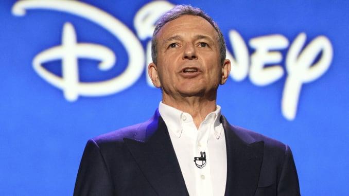 104690082 GettyImages 814587236 bob iger disney - L'accord entre Canal + et Disney + coûte 50 millions d'euros par an