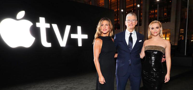 Apple TV+ : peu de contenus au lancement, mais des arrivées régulières