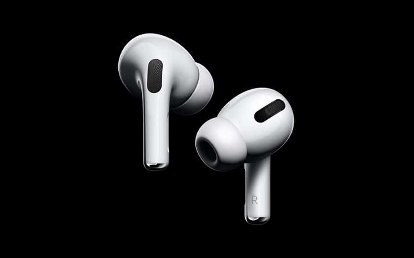 airpods pro 1 - Le Coronavirus ralentit la production d'AirPods