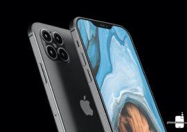 Des rendus 3D pour l'iPhone 12