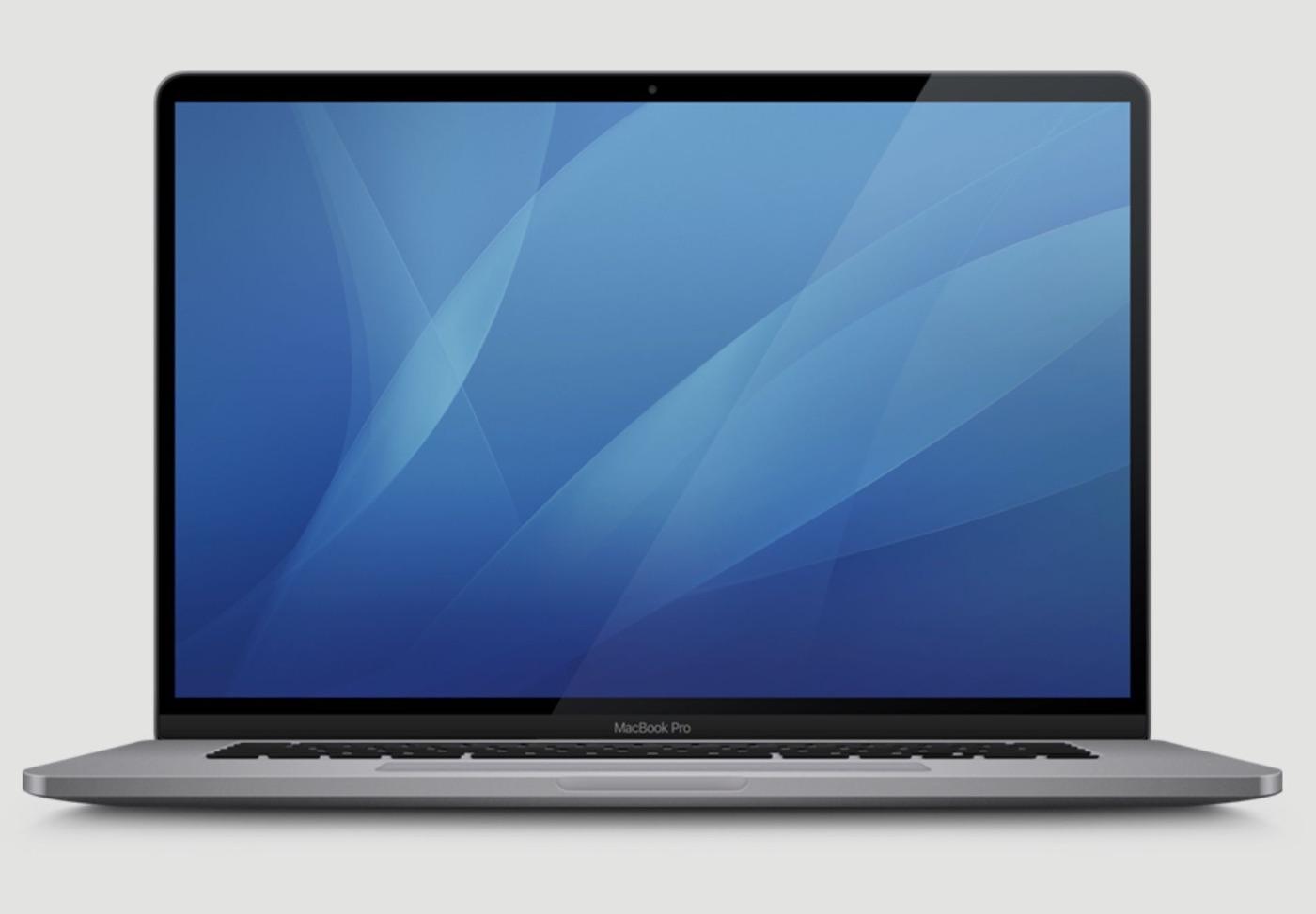 MacBook Pro 16 Pouces macOS 10.15.1 - Le MacBook Pro 16 pouces remplacerait le 15 pouces et serait au même prix