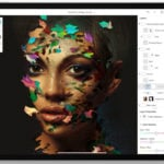 Photoshop Application iPad 150x150 - Photoshop Express : collages automatisés & support Google Photos