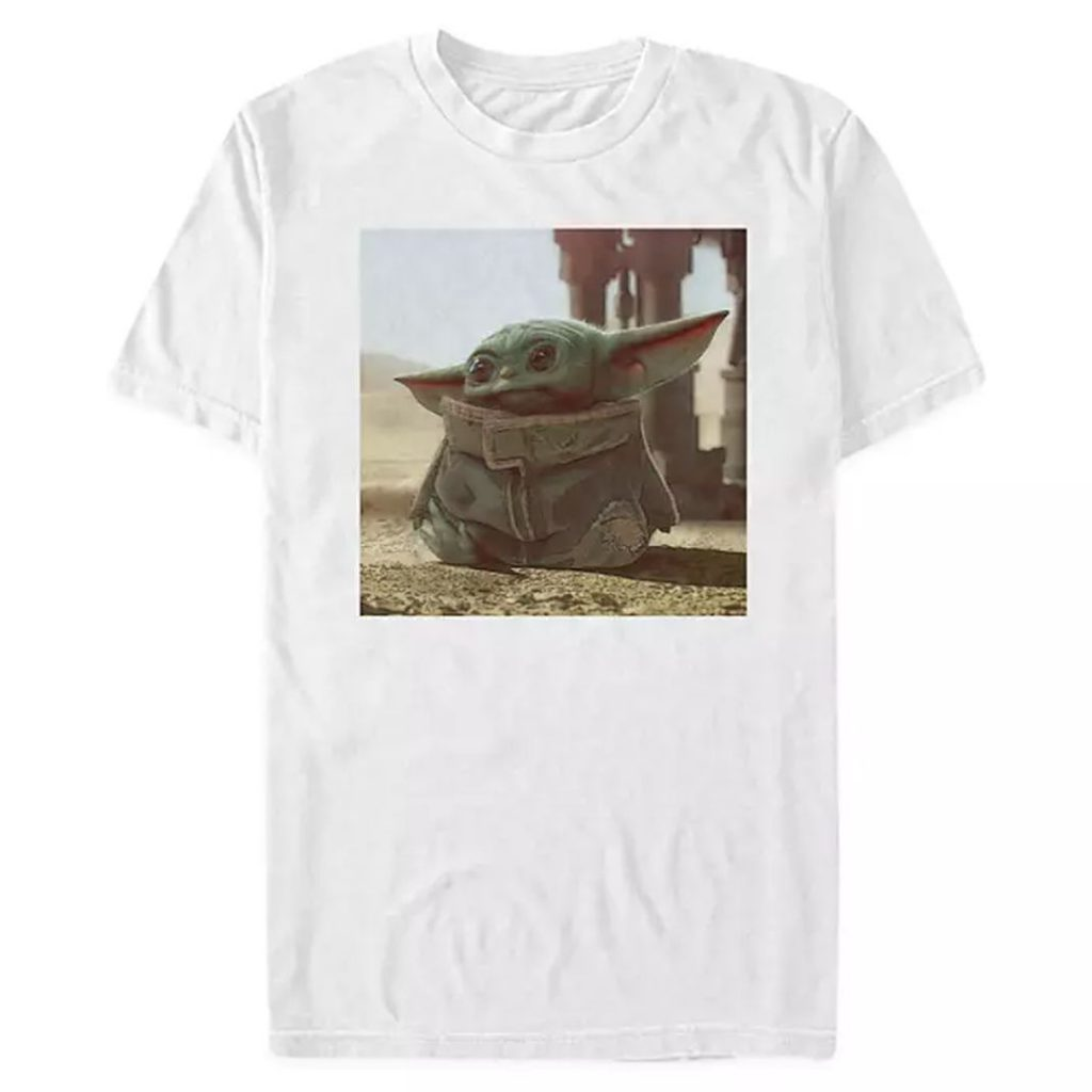 "Tshirt baby yoda 1024x1024 - The Mandalorian : Disney capitalise sur ""Baby Yoda"""