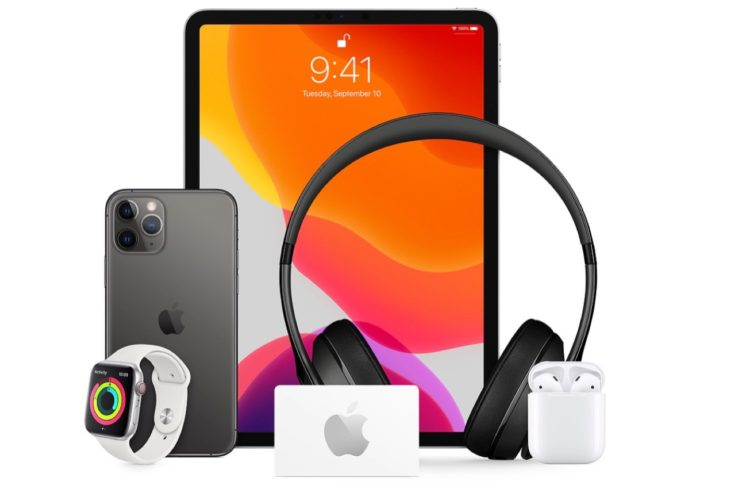 Black Friday : Apple propose des chèques-cadeaux pour tout achat
