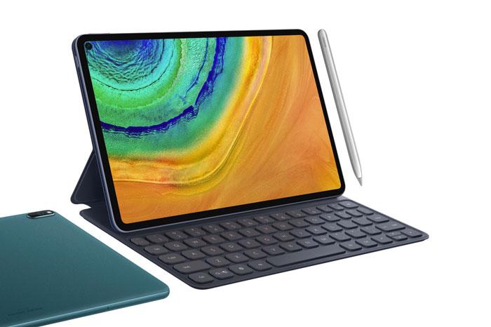 Huawei dévoile son clone de l'iPad Pro, la MatePad Pro