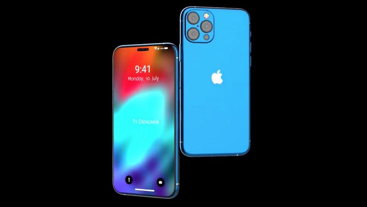 iphone 12 nouveau concept video 2 - iPhone 12 : un nouveau concept pour le smartphone événement