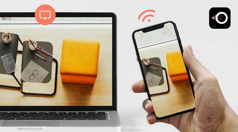 letsview 1 - LetsView : diffuser l'écran d'un iPhone sur un PC gratuitement